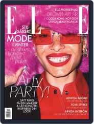 ELLE Sverige Magazine (Digital) Subscription December 1st, 2020 Issue