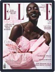 ELLE Sverige Magazine (Digital) Subscription March 1st, 2021 Issue