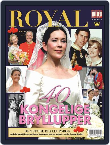 BILLED-BLADET Royal Magazine (Digital) March 8th, 2021 Issue Cover