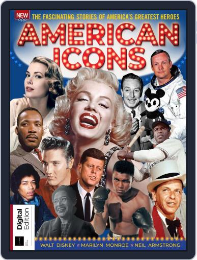 American Icons August 9th, 2018 Digital Back Issue Cover
