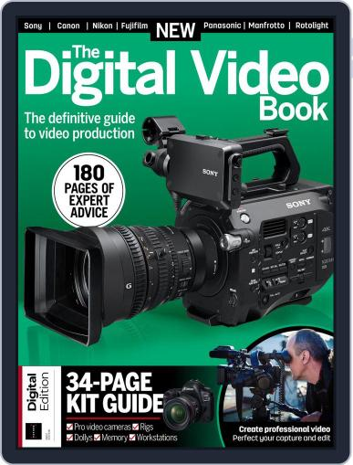 The Digital Video Book Magazine August 9th, 2018 Issue Cover