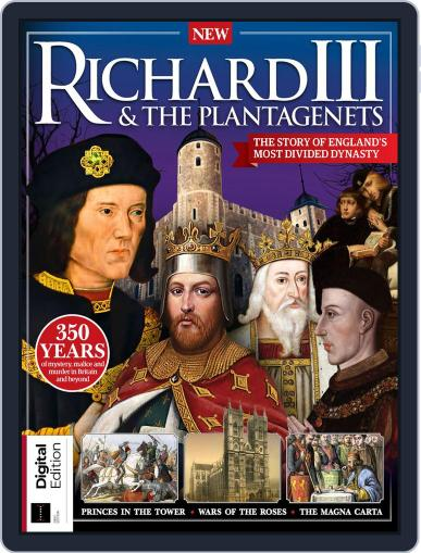 Richard III & the Plantagenets Magazine (Digital) August 9th, 2018 Issue Cover