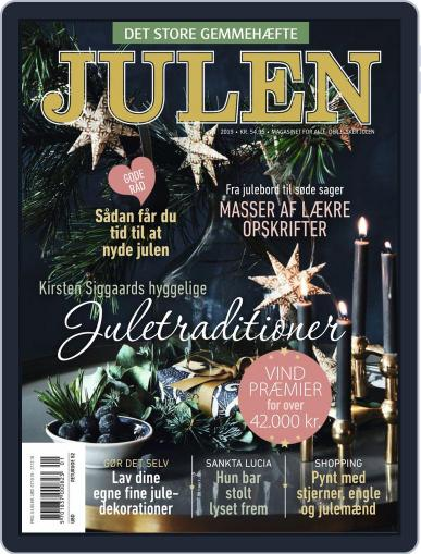 JULEN - Gemmehaefte Magazine (Digital) October 14th, 2019 Issue Cover