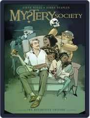 Mystery Society Magazine (Digital) Subscription November 1st, 2011 Issue