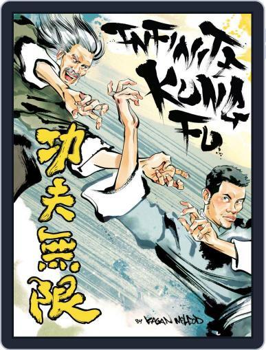 Infinite Kung Fu September 1st, 2011 Digital Back Issue Cover