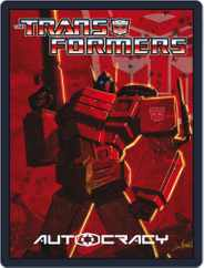 Transformers: Autocracy Magazine (Digital) Subscription July 1st, 2012 Issue
