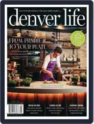 Denver Life Magazine (Digital) Subscription August 1st, 2021 Issue