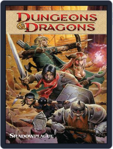 Dungeons and Dragons, Vol. 1 Magazine (Digital) April 1st, 2012 Issue Cover