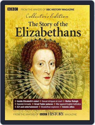 The Story of the Elizabethans Magazine (Digital) February 13th, 2020 Issue Cover