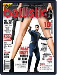 Ballistic Magazine (Digital) Subscription February 1st, 2021 Issue
