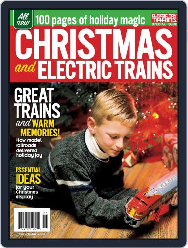 Christmas & Electric Trains (Digital) October 3rd, 2018 Issue Cover