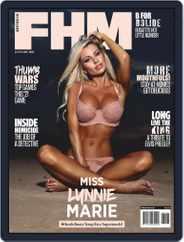 FHM Australia Magazine (Digital) Subscription January 1st, 2021 Issue