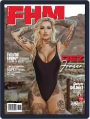 FHM Australia Magazine (Digital) Subscription July 1st, 2021 Issue