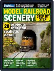Model Railroad Scenery, Step by Step Magazine (Digital) Subscription October 15th, 2018 Issue