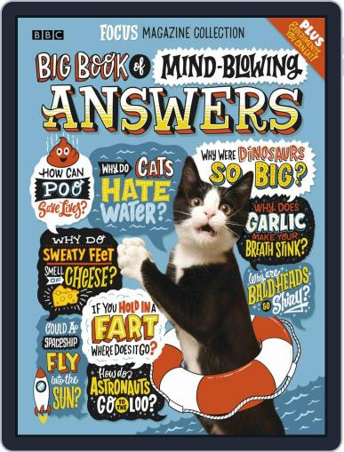 Big Book of Mind-Blowing Answers Magazine (Digital) October 23rd, 2018 Issue Cover