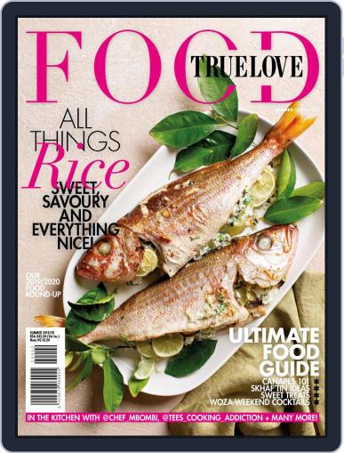True Love Food November 25th, 2019 Digital Back Issue Cover