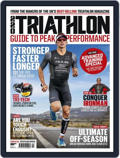 220 Triathlon Guide to Peak Performance October 29th, 2018 Digital Back Issue Cover