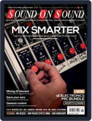 Sound On Sound UK Magazine (Digital) Subscription August 1st, 2021 Issue