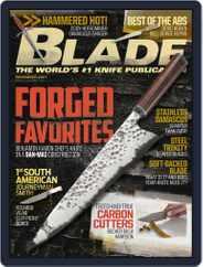 Blade Magazine (Digital) Subscription November 1st, 2021 Issue