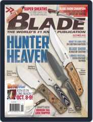 Blade Magazine (Digital) Subscription October 1st, 2021 Issue