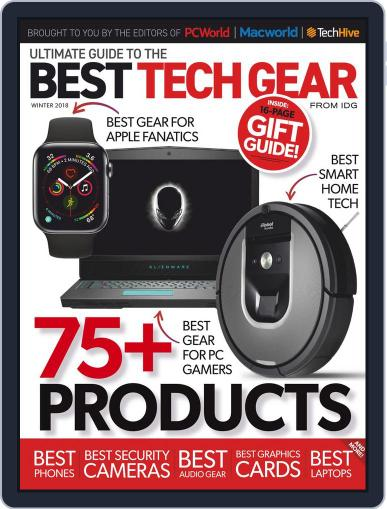 Ultimate Guide to the Best Tech Gear Magazine (Digital) November 19th, 2018 Issue Cover