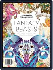 Colouring Book: Fantasy_Beasts Magazine (Digital) Subscription November 21st, 2018 Issue