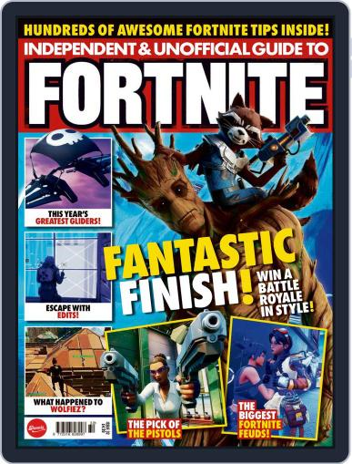 Independent and Unofficial Guide to Fortnite Magazine (Digital) November 11th, 2020 Issue Cover