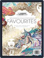 Colouring Book: Favourites Magazine (Digital) Subscription December 12th, 2018 Issue