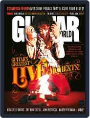 Guitar World Magazine (Digital) Subscription August 1st, 2021 Issue