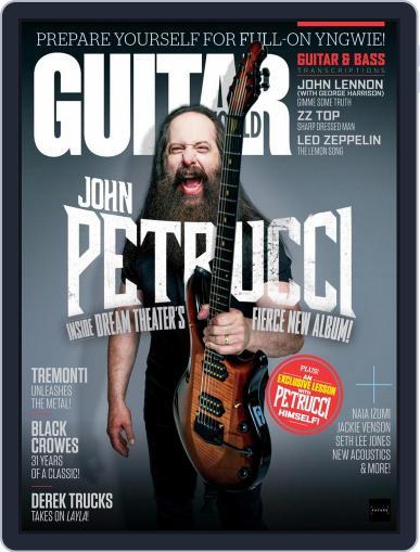 Guitar World Magazine (Digital) December 1st, 2021 Issue Cover