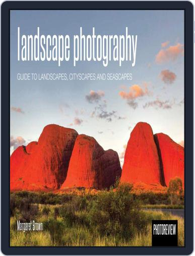 Landscape Photography October 8th, 2018 Digital Back Issue Cover