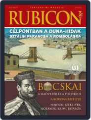 Rubicon Történelmi Magazin Magazine (Digital) Subscription December 1st, 2020 Issue