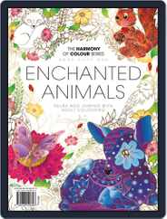 Colouring Book: Enchanted Animals Magazine (Digital) Subscription January 29th, 2019 Issue