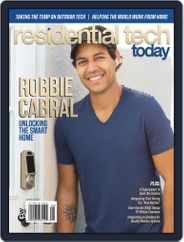 Residential Tech Today Magazine (Digital) Subscription June 1st, 2020 Issue