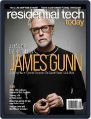 Residential Tech Today Magazine (Digital) Subscription August 1st, 2021 Issue