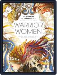 Colouring Book: Warrior Women Magazine (Digital) Subscription February 26th, 2019 Issue