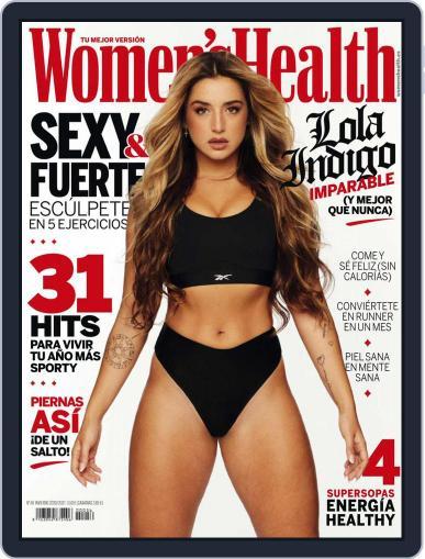 Women's Health España (Digital) January 1st, 2021 Issue Cover