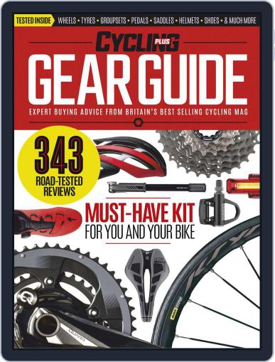 Cycling Plus Gear Guide Magazine (Digital) March 7th, 2019 Issue Cover