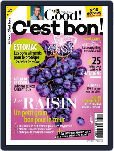 Dr Good ! C'est bon ! Magazine (Digital) September 1st, 2021 Issue Cover