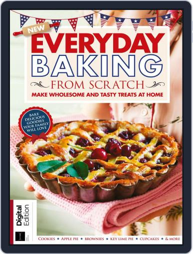 Everyday Baking From Scratch March 25th, 2019 Digital Back Issue Cover