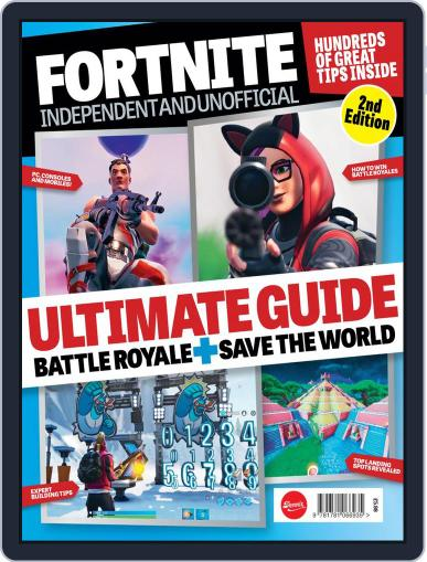 Fortnite Ultimate Guide Vol.2 Magazine (Digital) March 26th, 2019 Issue Cover
