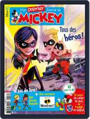 Mon premier Journal de Mickey Magazine (Digital) Subscription January 1st, 2021 Issue