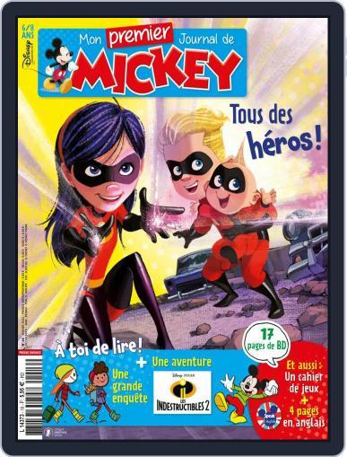 Mon premier Journal de Mickey Magazine (Digital) January 1st, 2021 Issue Cover