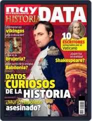 Muy Interesante Historia Especial DATA Magazine (Digital) Subscription April 16th, 2019 Issue