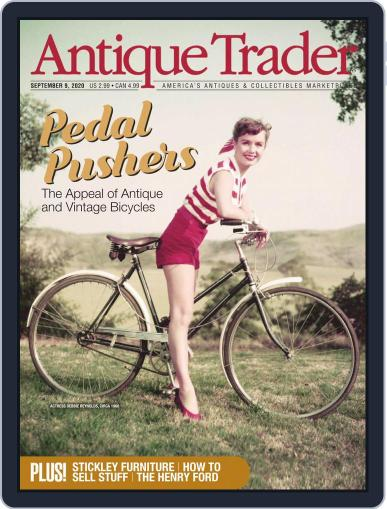 Antique Trader Magazine (Digital) September 9th, 2020 Issue Cover