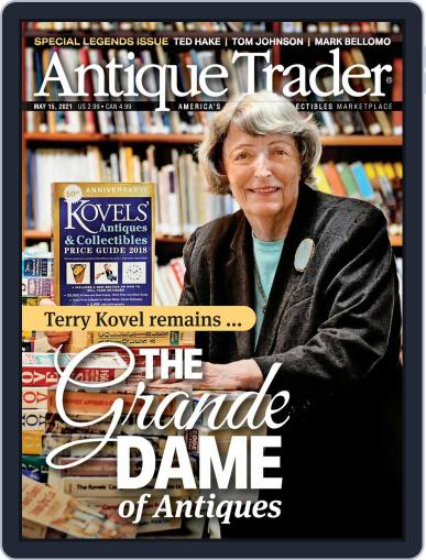 Antique Trader Magazine (Digital) May 15th, 2021 Issue Cover