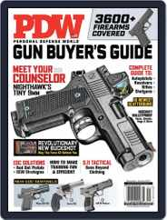 Personal Defense World Magazine (Digital) Subscription December 1st, 2020 Issue