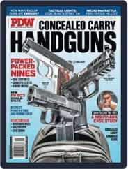 Personal Defense World Magazine (Digital) Subscription October 1st, 2020 Issue