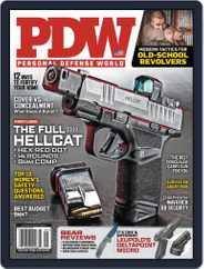 Personal Defense World Magazine (Digital) Subscription April 1st, 2021 Issue