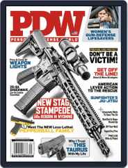 Personal Defense World Magazine (Digital) Subscription August 1st, 2021 Issue